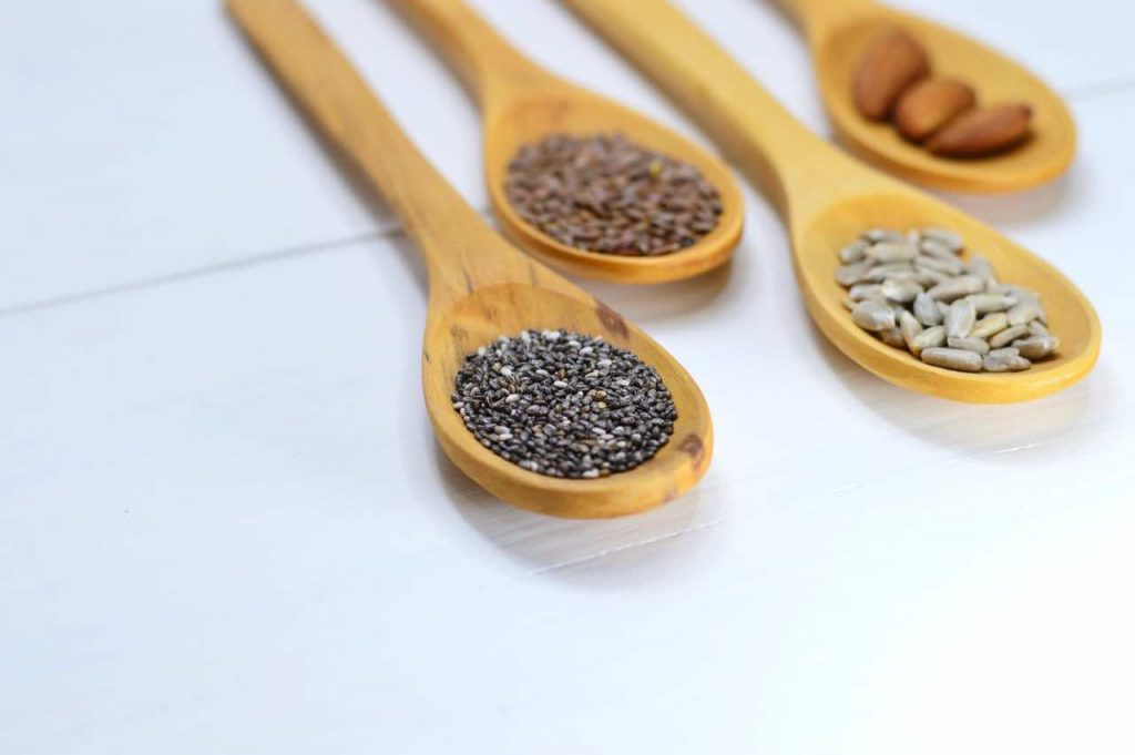 seeds are good for a menopause diet